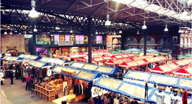 Old-Spitalfields Market